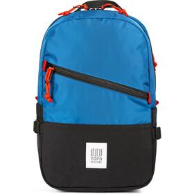 Topo Designs Standard Plecak, niebieski/czarny